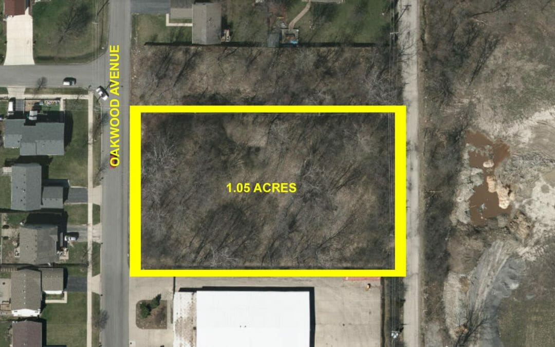 1.05 Acres, Oakwood Ave., Waukegan, IL